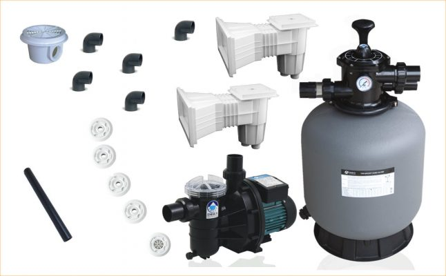 kituri filtrare piscine